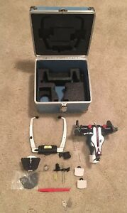 Denar Mark 320 Dental Articulator And Slidematic Facebow With Accessories