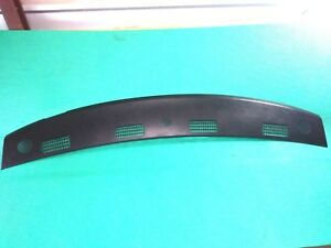 02 05 Dodge Ram Upper Dash Pad Defrost Defroster Panel Trim Cover Slate