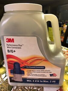 3m Electric Spring Connector B g 250 Count