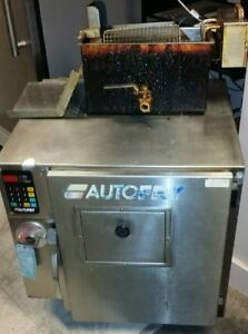 Autofry Mti 10 Ventless Fryer 220 V local Pick Up Only