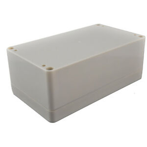 3x Waterproof Plastic Electronic Project Box Enclosure Case Diy 158x90x60mm