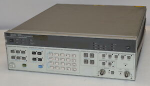 Hp 3325b Synthesizer function Generator used Hewlett Packard