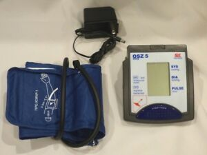 Welch Allyn Osz 5 Easy Blood Pressure Monitor With Manual Case
