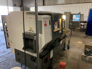 2011 Haas St 10 Cnc Lathe With Live Tools