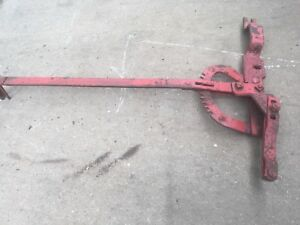 Farmall Ih Cub Tractor Original Hand Lift Assembly With Dog Bone For Implements