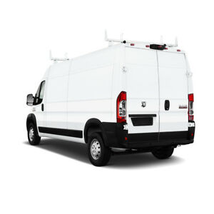 For Ram Promaster 2013 On Steel 2 Bar 72 Cargo Carrier Racks Van Roof Racks