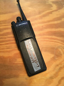 Motorola Xts5000 Model 1 With Antenna