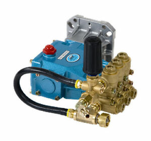 Pressure Washer Pump Plumbed Cat 5pp3140 4 Gpm 4000 Psi Vrt3 310ez