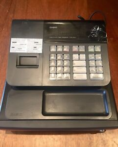 Casio Pcr 272 Cash Register Small Business Retail Sales W Keys Tested And Works