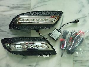 0019 Led Day Light Position Light Led Lamp For W639 Benz Viano 2011 2014
