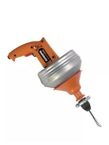 Handylectric Motorized Drain Cleaner Two 25 Cables