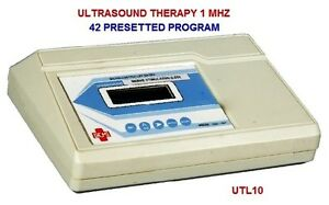 Original Ultrasound Ultrasonic Therapy Machine For Relief 1 Mhz Galtron Ugf