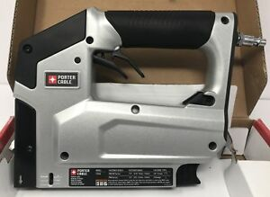 Porter Cable Ts056 18 Gauge 3 8 Inch Crown Stapler 6mm 15mm Compatible