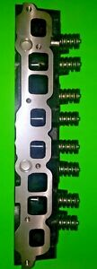 New Gm Marine Industrial Forklift 2 5 3 0 Ohv Iron Cylinder Head Small Port Efi