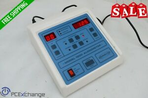 Ambco 1000 Audiometer Hearing Assessment Test 8 Step Frequency Range 250 8000hz