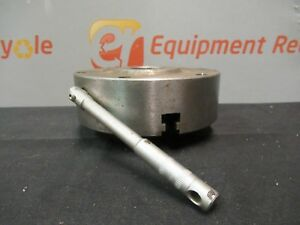 Scroll Chuck Woodworking Precision Lathe 101 21680 Milling Steel