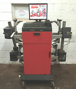 Hunter P611 Alignment Machine Updated 2007 261