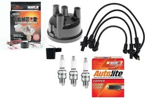 Electronic Ignition Tune Up Kit Ford 2000 3000 4000 3 Cylinder Tractors