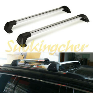 Us For Jeep Grand Cherokee 2011 2015 2016 2017 18 2019 Roof Rack Rail Cross Bars