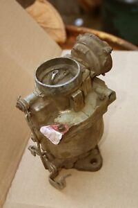 Chevy 235 Rochester Carb 7009254 1950 56 235 6cyl Price Cut