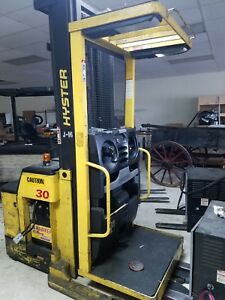 Hyster Electric Forklift R30xms Order Picker With Battery 2 Available