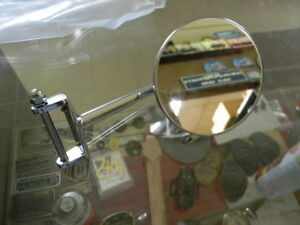 Model T Ford Model A Ford Closed Car Or Truck Hinge Pin Mirror Chrome