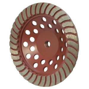 7 Concrete Grinding Cup Wheel Angle 7 8 11mm Arbor Masonry Grinder