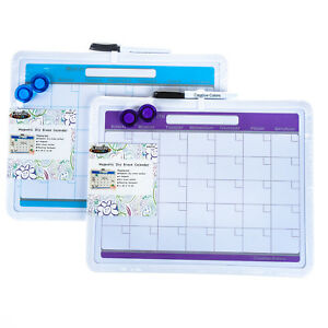 Dry Erase Calendar Board units Per Case 24