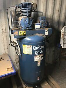 Quincy qt 5 Air Compressor