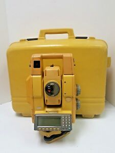 Topcon Gpt 8005a 5 Robotic Total Station Used