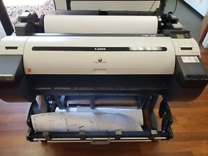 Canon Imageprograf Ipf785 36 Wide Large Format Printer