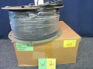 Us Army Fiber Optic Cable Assembly Wire Spool Communication Military Rfo 300 New