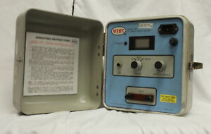 Utec Admittance Tester Used Vintage Electrical Equipment