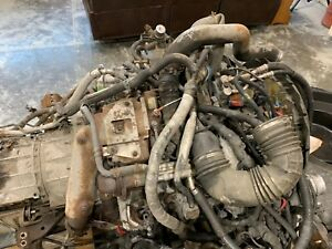 2008 Lmm Duramax 6 6l Allison Diesel Engine And Transmission Take Out 131k