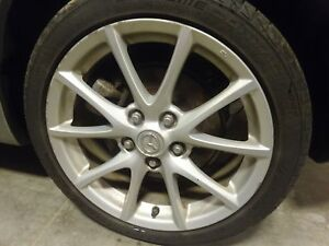 Oem Alloy Wheel 2009 Mazda Miata 16x6 1 2 tire Not Included