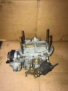 1977 1979 Amc Jeep 121ci L4 2 0l 2bbl Holley Carburetor Nos 7846