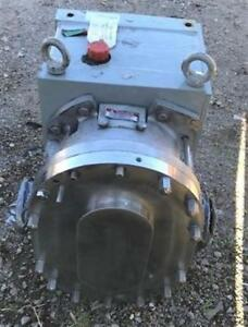 Used Pump Only Fristam Model Fkl250 4 Rotary Lobe Pump