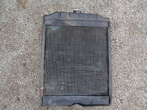 Ford Tractor 600 800 Engine Radiator