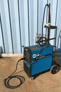 Miller Millermatic 250x Mig Welder Tested Works Great Free Shipping To Lower 48