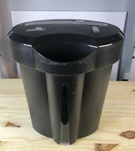Fellowes Powershred Ds 3 10 Sheet Cross cut Paper And Credit Card Shredder