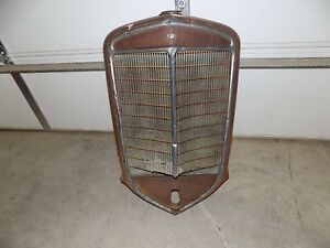 1934 1935 International Truck Grille Grill 1933 Rat Rod Coupe Pickup Chevrolet