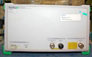 Anritsu Mt8860c Wlan Test Set Ser 917001 Serviced Works Good Opt 14 14063 25