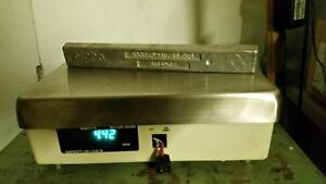 17 Lb Sntin 63 37 Pb Lead Solder Bar Wave Solder By Alpha Vaculoy Solder