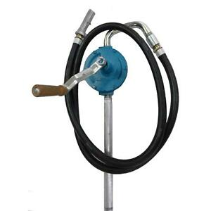 Blackmer Br210a Hand Operated Drum Pump 10 115 Revolutions W Hose