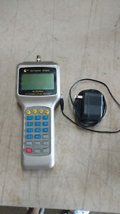 Satvision Zf9800 Cable Tv Handle Digital Signal Level Meter Tester 46 870mhz