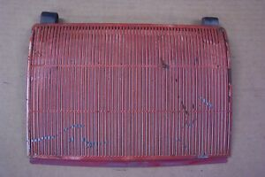 1955 Ford Dash Radio Speaker Grille 55