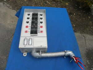 Reliance Controls 10 Circuit Generator Transfer Switch 31410c