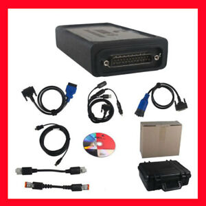 Inline 6 Usb Data Link Adapter Full Kit For Cummins Engine J1939 J1708