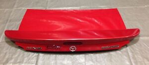 2004 2005 Mazdaspeed Miata Trunk Lid W Spoiler Velocity Red Nb042