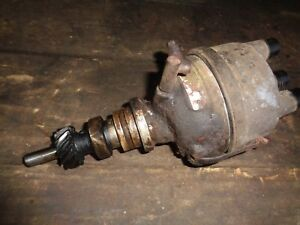Ford Tractor 600 601 800 801 Engine Distributor